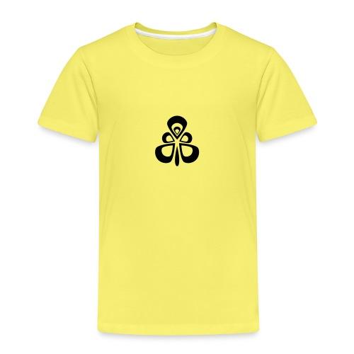Abstract Rmx - Camiseta premium niño