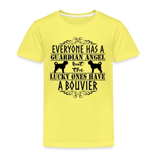 Bouvier Angels 3 - Kids' Premium T-Shirt