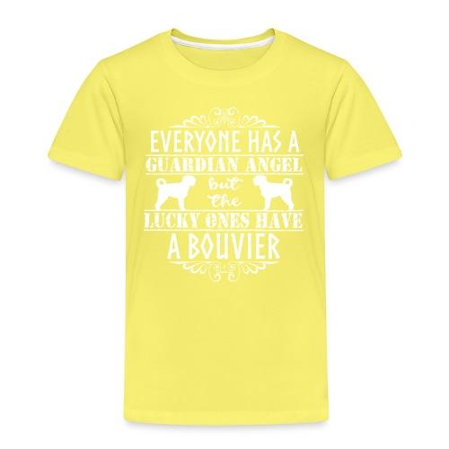 Bouvier Angels 4 - Kids' Premium T-Shirt