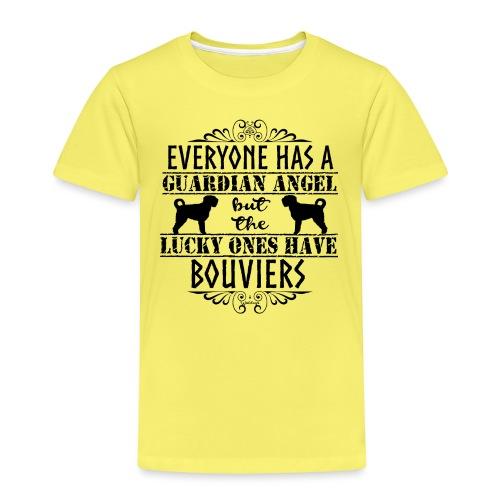 Bouvier Angels - Kids' Premium T-Shirt