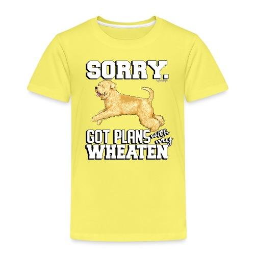 Wheaten Terrier Plans - Kids' Premium T-Shirt