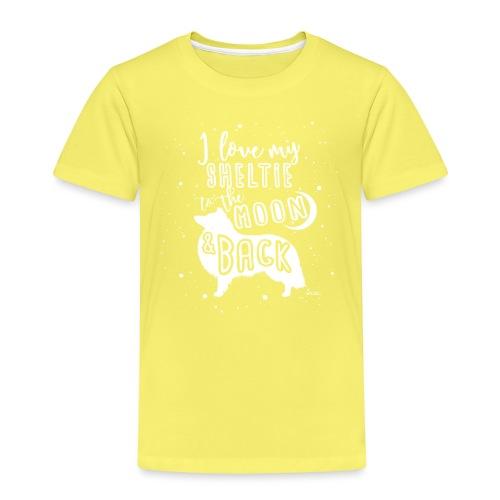 Sheltie Moon - Kids' Premium T-Shirt