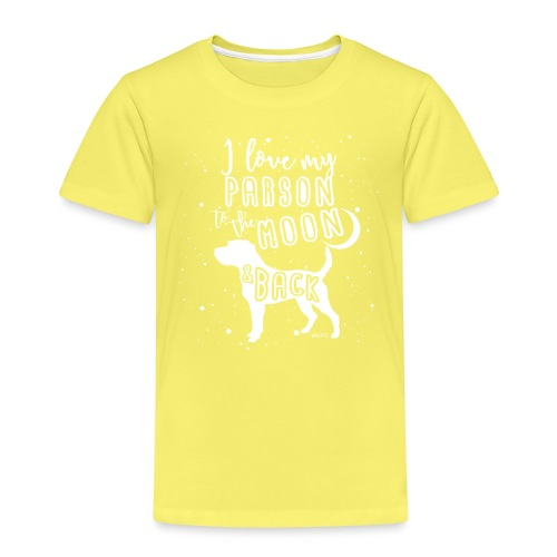 Parson Moon 2 - Kids' Premium T-Shirt