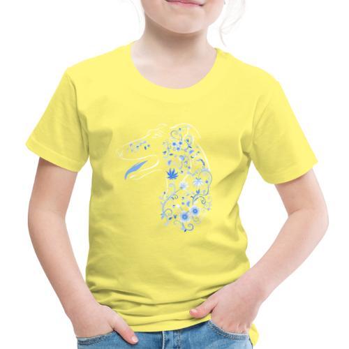Kukkaisgalgo III - Lasten premium t-paita