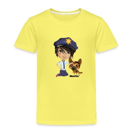 Jack and Dog - autorstwa Momio Designer Cat9999 - Koszulka dziecięca Premium