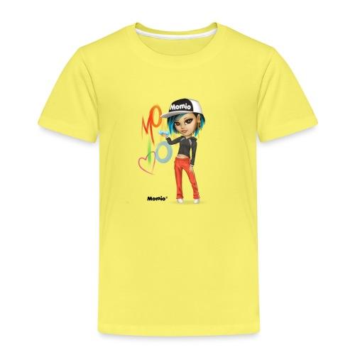 Maya - von Momio Designer Cat9999 - Kinder Premium T-Shirt