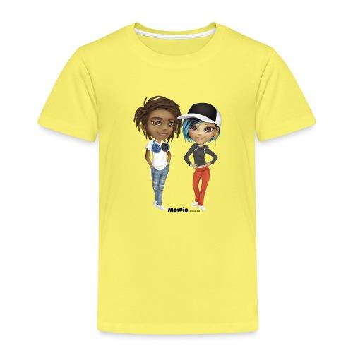 Maya i Noa - Koszulka dziecięca Premium