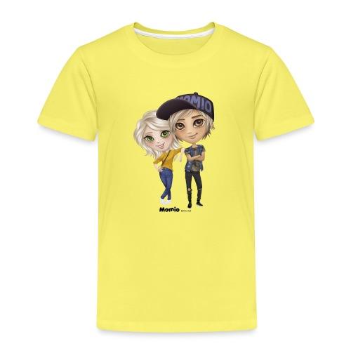 Emily & Lucas - Premium T-skjorte for barn