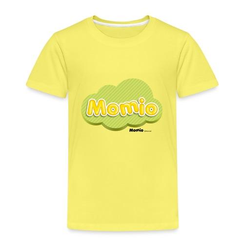 Logo Momio - Koszulka dziecięca Premium