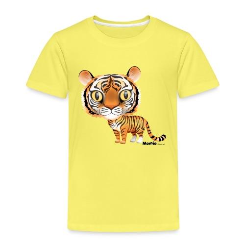 Tygrys - Koszulka dziecięca Premium