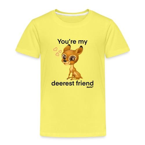 Deerest friend by Diamondlight - Premium T-skjorte for barn