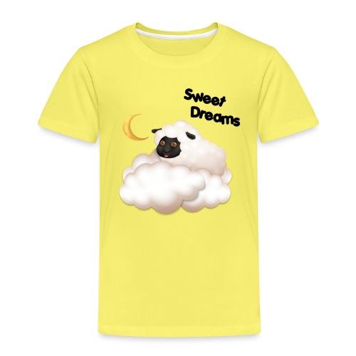 Słodkie sny wykonane przez SMA Frodik - Koszulka dziecięca Premium