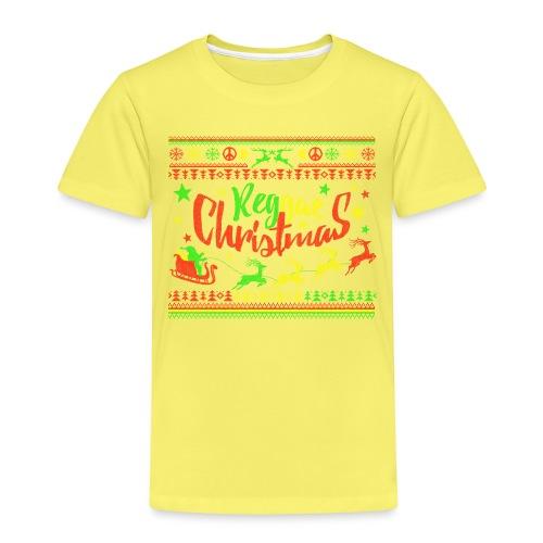 Reggae Christmas - Kinder Premium T-Shirt