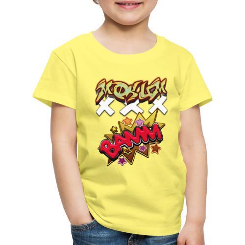 Mokum Bamm - Kinderen Premium T-shirt