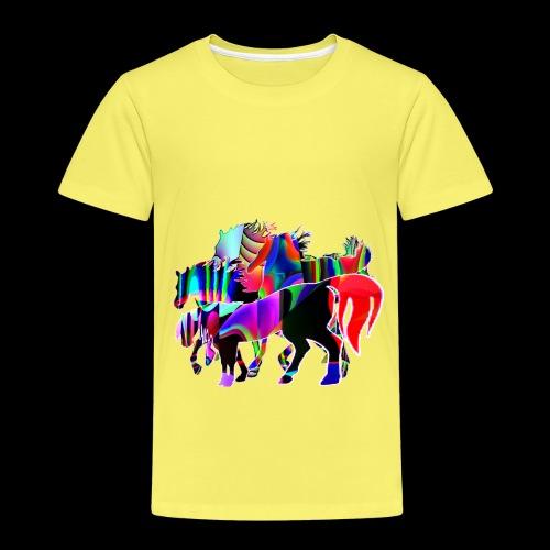 Die Familie - T-shirt Premium Enfant