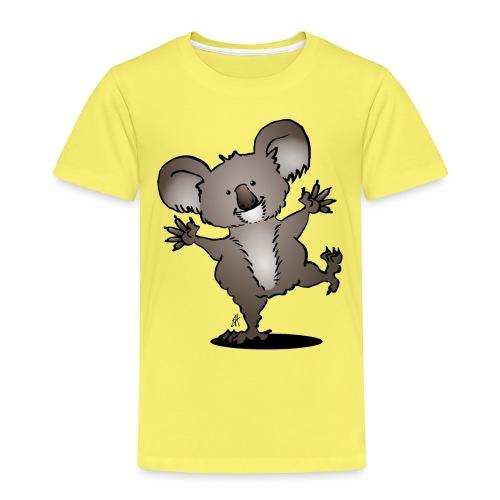 Dancing koala - Kids' Premium T-Shirt