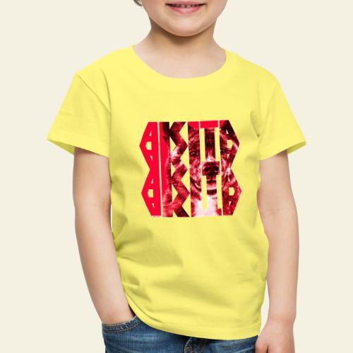 Akita NASSU I - Lasten premium t-paita