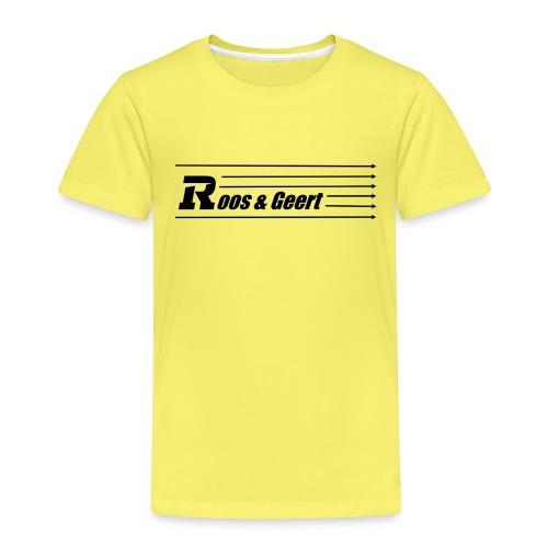 Roos & Geert - Kinderen Premium T-shirt