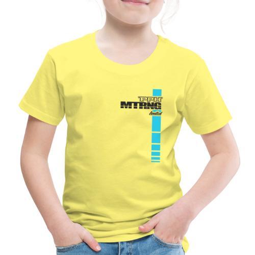 Limited Edition 1 White - Kinder Premium T-Shirt