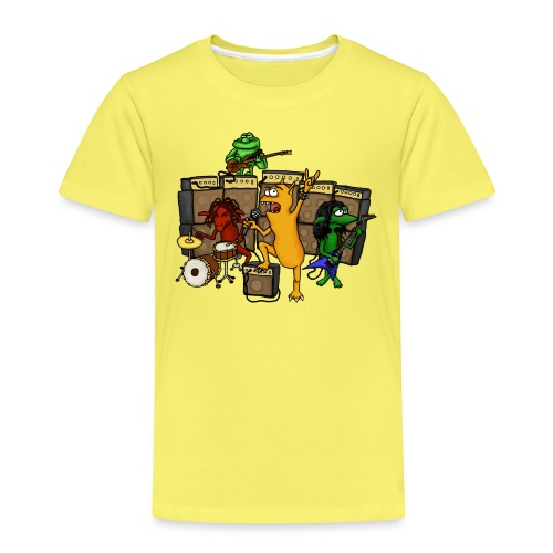 Kobold Metal Band - Kids' Premium T-Shirt