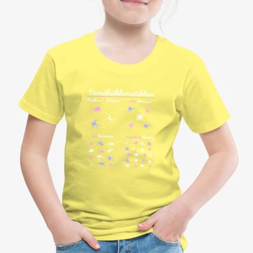 Hämismatikkaa - Lasten premium t-paita