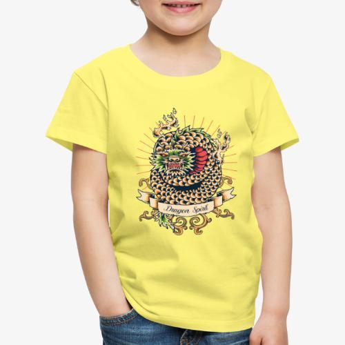 Esprit de dragon - T-shirt Premium Enfant