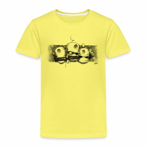 Dont ! Moe Frisco Ver01 - Børne premium T-shirt