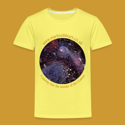 Journey into the Cosmos - Kids' Premium T-Shirt