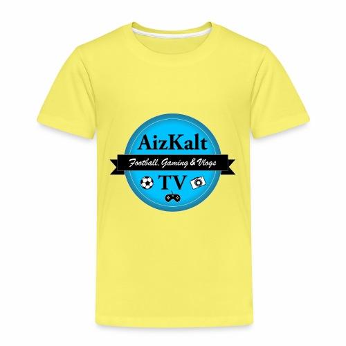 AizKaltTV Logo 2018 - Kinder Premium T-Shirt