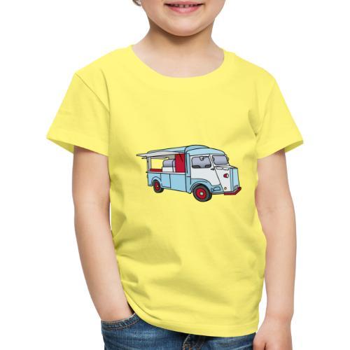 Imbisswagen Foodtruck c - Kinder Premium T-Shirt