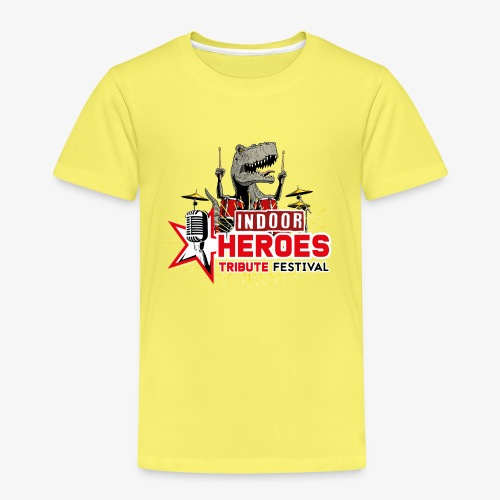 Heroes Tribute INDOOR - REX - T-shirt Premium Enfant