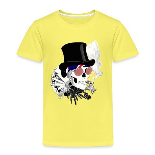 poker-skull - Kinder Premium T-Shirt