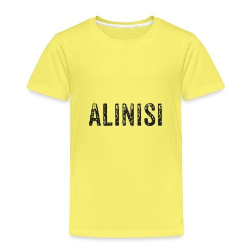 Alinisi Black - Kinder Premium T-Shirt