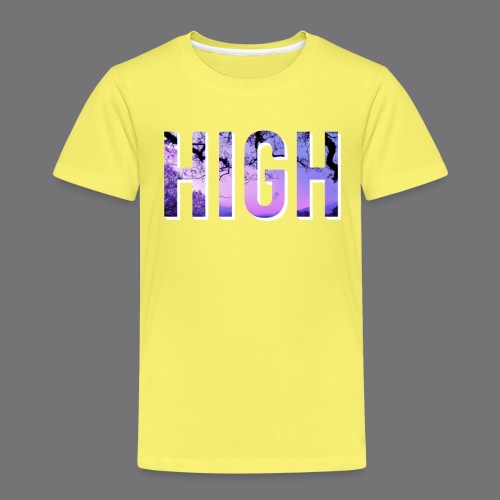 HIGH tee shirts - Kids' Premium T-Shirt
