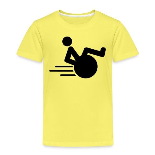 Wheelie1 - Kinderen Premium T-shirt