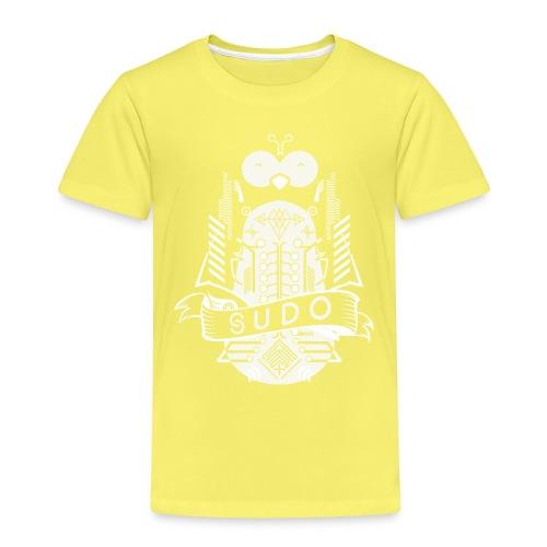 sudo befehl - Kinder Premium T-Shirt