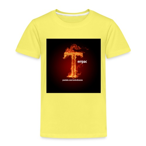 black t shirts terrpac - Kids' Premium T-Shirt