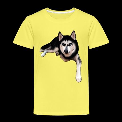 Husky - Kids' Premium T-Shirt