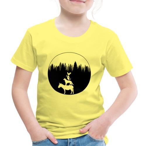 Bremen - Stadtmusikanten - Kinder Premium T-Shirt
