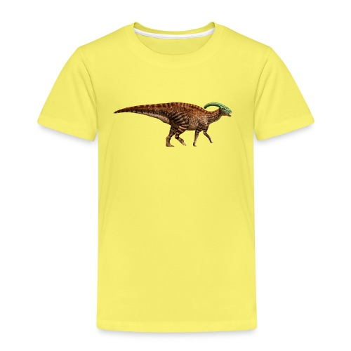 1434269621 Parasaurol o png - Kids' Premium T-Shirt