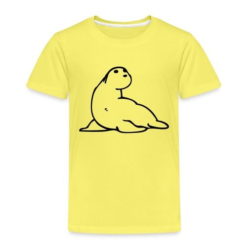 moses - Premium-T-shirt barn