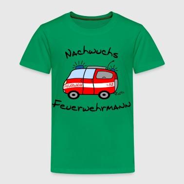 nachwuchs_feuerwehrmann - Kinder Premium T-Shirt