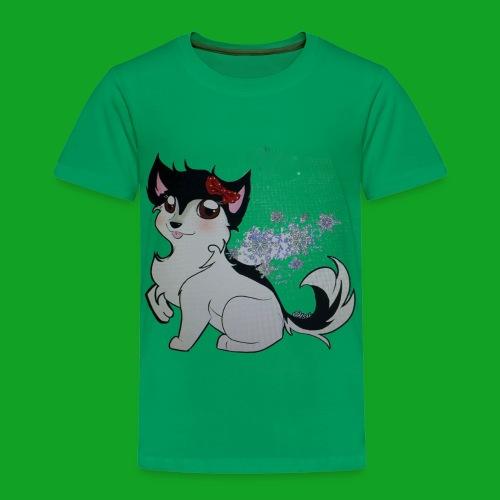 ELSA THE MASCOT ANIMATION - Maglietta Premium per bambini