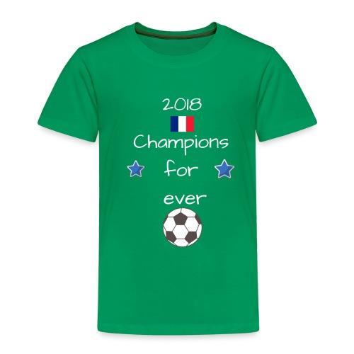 Championd du monde 11 - T-shirt Premium Enfant
