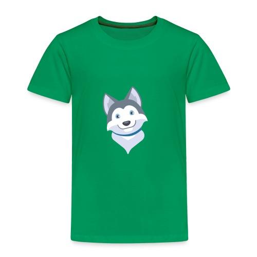 Husky cucci 2 - Camiseta premium niño