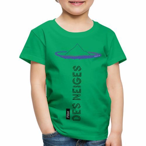 Le plus haut le plus beau - T-shirt Premium Enfant