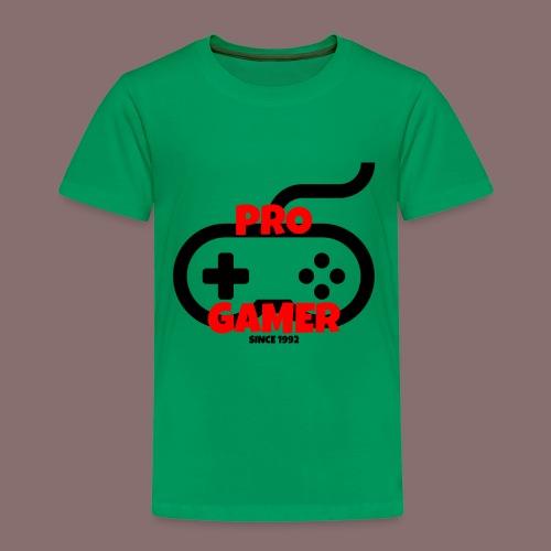 Pro Gamer Since 1992 - Kinder Premium T-Shirt