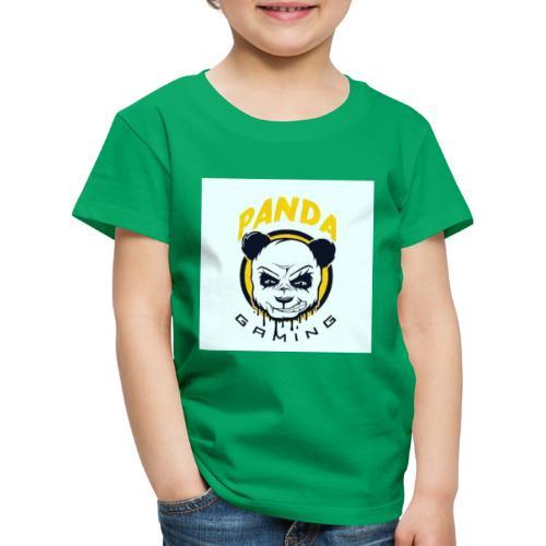 Panda GamingYT Logo - Kinder Premium T-Shirt