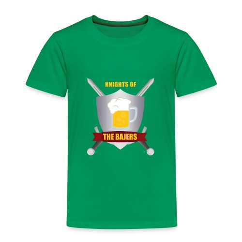 Knights of The Bajers - Børne premium T-shirt