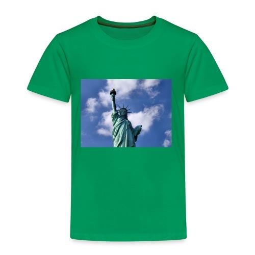 Freiheitsstatue - Kinder Premium T-Shirt